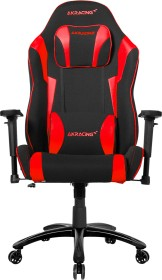 AKRacing Core Ex-Wide Rot Special Edition Gamingstuhl, schwarz/rot (AK-EXWIDE-SE-RD)