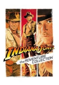 Indiana Jones Box (Filme 1-3)
