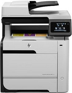 HP LaserJet Pro 400 color MFP M475dw, colour laser (CE864A)