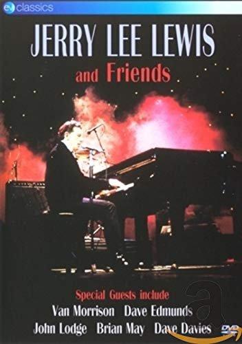 Jerry Lee Lewis - Jerry Lee Lewis and Friends -- via Amazon Partnerprogramm