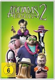 Die Addams Family (2019) (DVD)