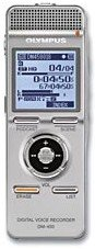 Olympus DM-450 digital voice recorder (N2283221)