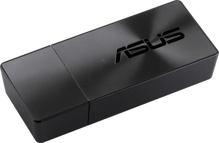 ASUS USB-AC54 B1, 2.4GHz/5GHz WLAN, USB-A 3.0 [plug] (90IG0410-BM0G10)