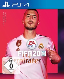 EA Sports FIFA Football 20 - Ultimate Edition (PS4)