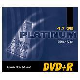 BestMedia Platinum DVD+R 4.7GB 8x, 1er Jewelcase
