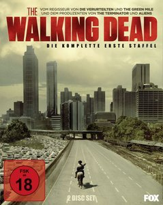 The Walking Dead Staffel 1 (Blu-ray)