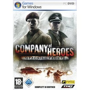 Company of Heroes - Opposing Fronts (add-on) (English) (PC)