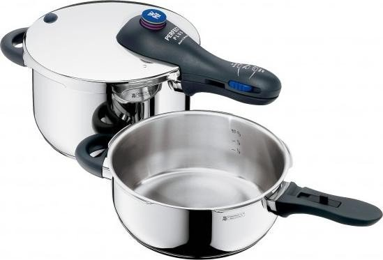 WMF perfect Plus cooking pot set, 2-piece. (07.9392.9990)