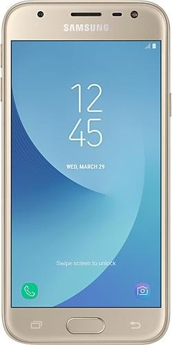 Samsung Galaxy J3 (2017) Duos J330F/DS gold