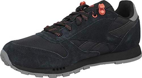 bdb167059843 Reebok Classic Leather explore-black/alloy/carotene (Junior) (CN4705 ...