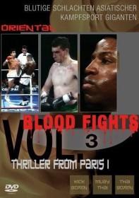 Blood Fight Vol. 3 - Thriller from Paris 1 (DVD)