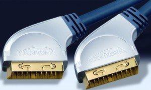 Clicktronic HC1 SCART Kabel 1.5m (HC1-150)