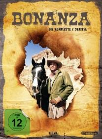 Bonanza Staffel 7 (DVD)