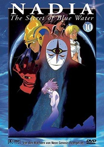 Nadia - The Secret of Blue Water Vol. 10 -- via Amazon Partnerprogramm