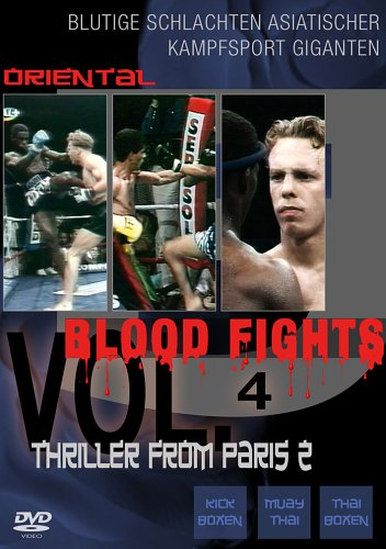 Blood Fight Vol. 4 - Thriller from Paris 2 -- via Amazon Partnerprogramm