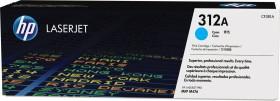 HP Toner 312A cyan (CF381A)