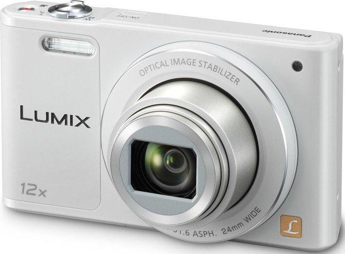 Panasonic Lumix DMC-SZ10 white