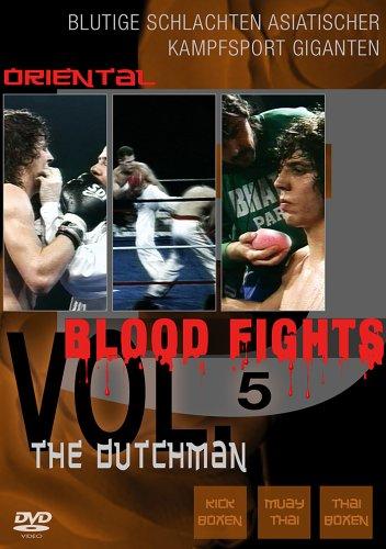 Blood Fight Vol. 5 - The Dutchman -- via Amazon Partnerprogramm