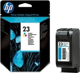 HP Druckkopf mit Tinte 23 dreifarbig 15ml (C1823GE)