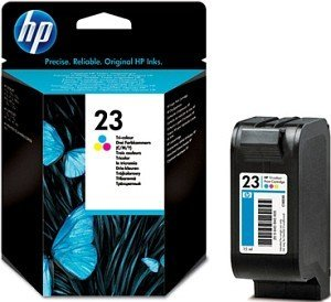 HP Printhead with ink Nr 23 colours 15ml (C1823GE)