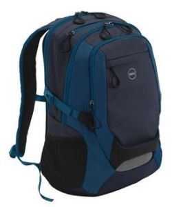 "Dell Energy 17.3"" notebook backpack black/blue (460-11801)"