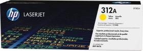 HP Toner 312A gelb (CF382A)