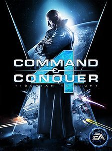 Command & Conquer 4 - Tiberian Twilight (German) (PC)