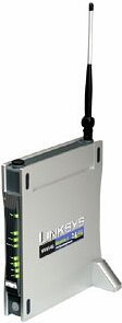 Linksys WRV54G router VPN, 54Mbps