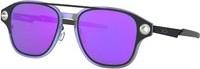 Oakley Coldfuse matte black/violet iridium polarized (Herren) (OO6042-06)