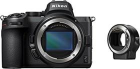 Nikon Z 5 mit Bajonettadapter FTZ (VOA040K002)