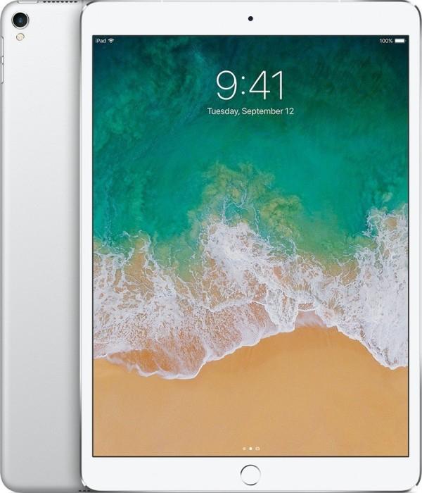 """Apple iPad Pro 10.5"""" 512GB, LTE, silber [2. Generation / 2017] (MPMF2FD/A)"""