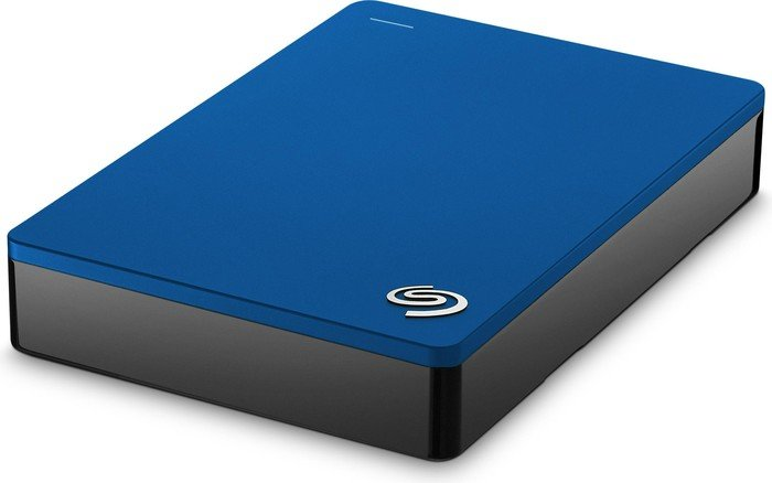 Seagate Backup Plus Portable Drive blau 5TB, USB 3.0 Micro-B (STDR5000202)