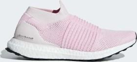adidas Ultra Boost Laceless pink/true pink/carbon (Damen) (B75856)