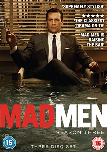 Mad Men Season 3 (UK) -- via Amazon Partnerprogramm