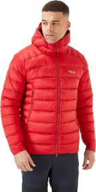 Rab Electron Pro Jacke ascent red (Herren)