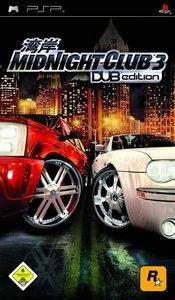 Midnight Club 3 - Dub Edition (deutsch) (PSP)