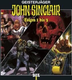 John Sinclair - Die 1. Box