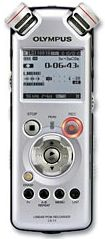 Olympus LS-11 digital voice recorder