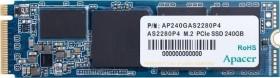 Apacer AS2280P4 240GB, M.2 (AP240GAS2280P4-1)
