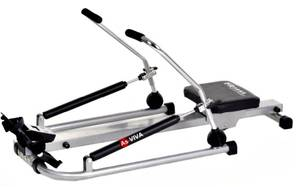 AsVIVA Rower Cardio I rowing machine