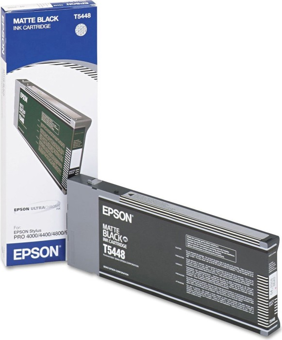 Epson T5448 Tinte schwarz matt (C13T544800) -- via Amazon Partnerprogramm