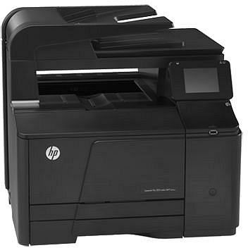 HP LaserJet Pro 200 color MFP M276n, colour laser (CF144A)