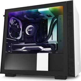 NZXT H210i weiß, Glasfenster, Mini-ITX (CA-H210i-W1)