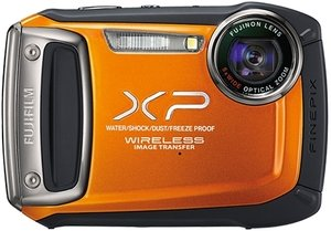 Fujifilm FinePix XP170 orange