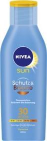 Nivea Sun protect & bronze Sun lotion LSF30, 200ml