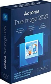 Acronis True image 2020, 1 User (German) (PC/MAC) (TIH3B2DES)