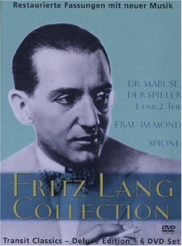 Fritz Lang Collection -- via Amazon Partnerprogramm