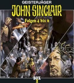 John Sinclair - Die 2. Box