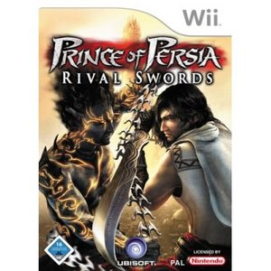 Prince of Persia 4 - Rival Swords (English) (Wii)