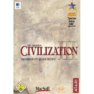 Civilization 3 (German) (MAC)